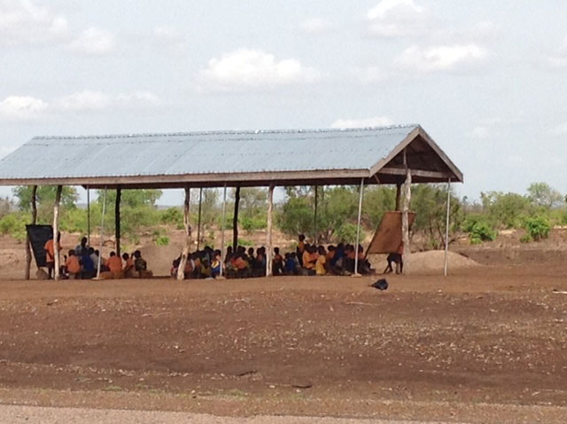 School at Disiga